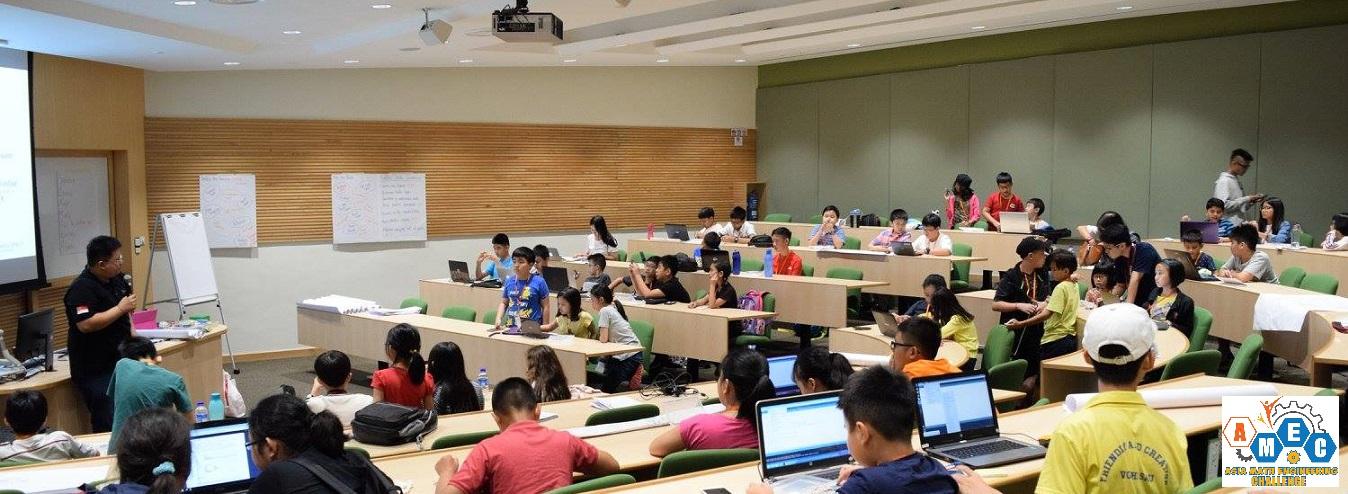 Cambridge's Youth Ambassadors toward a Smart Nation
